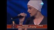 Атанас Колев - Hero - X Factor Bulgaria 2013 - Live концерт
