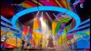 Португалия - Flor - de - Lis - Todas as ruas do amor - Евровизия 2009 - Финал - 15 място