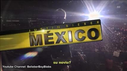 Justin Bieber - Boyfriend Concert Mexico