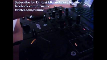Dj Rusi Mc - Bg Music Live Dj Show 08.08.2014