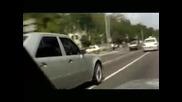 Такси 1 - Гонката - Мерцедес с/у Пежо