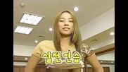Lee Hyori - How to Dance 10 Minutes [mbc 26.09.03]