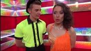 Dancing Stars - Мика и Тодор за страстта наречена Салса (01.04.2014г.)
