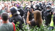 Germany: Police detain anti-lockdown protesters at banned Berlin demo
