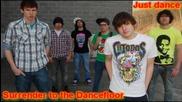 Surrender The Dance Floor - Just Dance *lady Gaga Screamo cover*