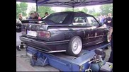 Bmw E30 M3 Dyno Hamownia - Krotoszyn Tuning Show 2009