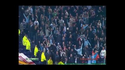 Porto 1 - 2 Manchester City 16.02.2012 Estadio Do Dragao Champions League Europa 2011-12
