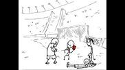 Ronaldon vs Ronaldinhon