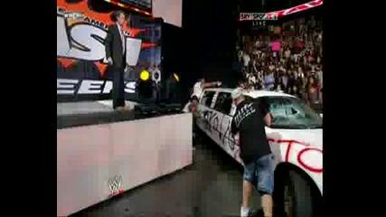 Cena & Cryme Tyme Потрошават Колата На Jbl