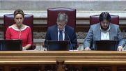 Portugal: Wheelchair–bound MP falls on freshly built ramp ahead of disability rights debate
