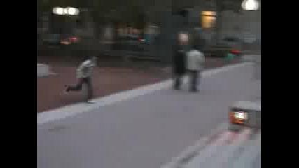 Trailer Nody - G Parkour Street Stunt