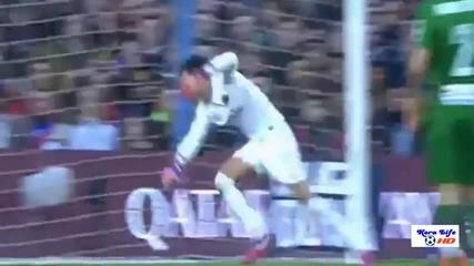 Барселона - Леванте 5-0 - 15.02.2015 (la liga)