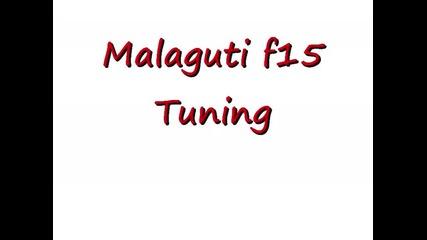 Malaguti f15 tuning