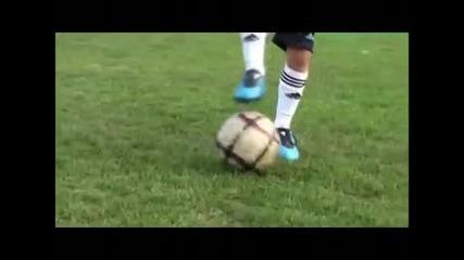 7 годишен футболен феномен