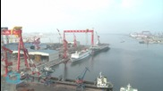 China's Lone Aircraft Carrier Conducts Drills as Sea Disputes Fester