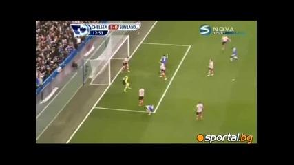 Есиен се завърна с победа за Челси