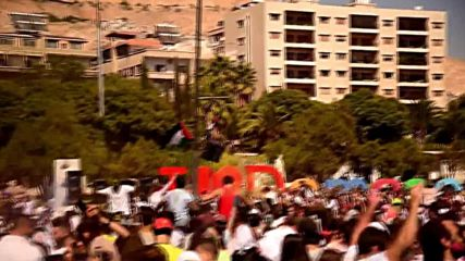 "Syria: Mass celebration held at ""I love Damascus"" marathon"