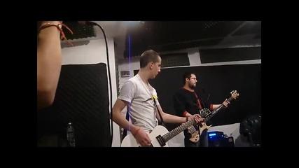 Guns N`roses - Sweet Child O`mine (репетиция)
