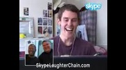 Skype Laughter Chain - Смях по Skype