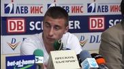 Антон Карачанаков: След Черноморец не вярвах, че ЦСКА може да е лидер с такава преднина