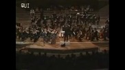 Vanessa Mae plays Toccata & Fugue Live at the Berlin philharmonie