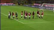Футболистите на Милан в реклама на Нивеа