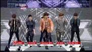 (hd) Exo-k - Mama ~ Music Bank (08.06.2012)