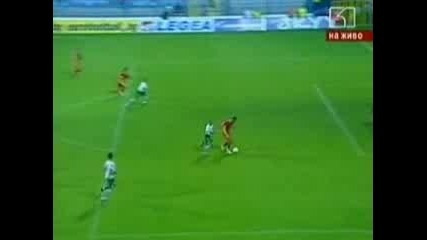 06.09 Черна Гора - България 2:2