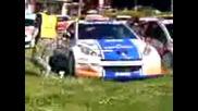 rally bulgaria 2008-Michail Solowow - Паркирване В Закрития Парк
