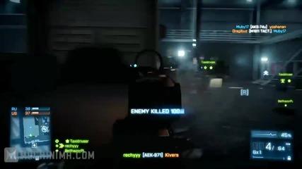 Battlefield 3 Pc Montage by clayman90