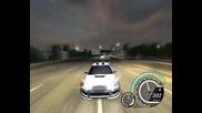 гонка от такси 1 в nfsu2