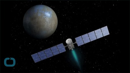 NASA Captures Best Photo yet of Strange Lights on Dwarf Planet Ceres