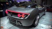 Spyker B6 Venator Concept - 2013 Geneva Motor Show