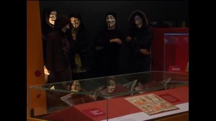 Най-голямата изложба за комикси във Великобритания отвори врати за посетители