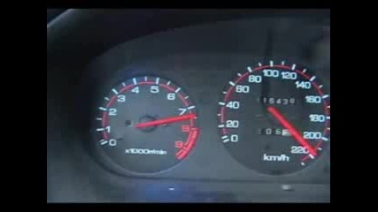 Honda Civic Ek4 Turbo Bht 500 ch hp