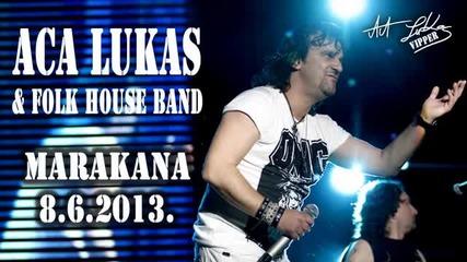 Aca Lukas - Lesce - (LIVE) - (Marakana 2013)