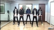 Mr.mr - Who's that girl ~ dance practice