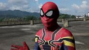 22 y/o Indian stuntman goes viral for his Spider-Man-like parkour skills