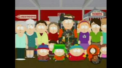 South Park S10 Ep6 Part1