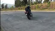 Pabloxtz stunt - Fazer 600