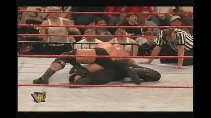 The Undertaker vs Stone Cold Steve Austin (2/3)