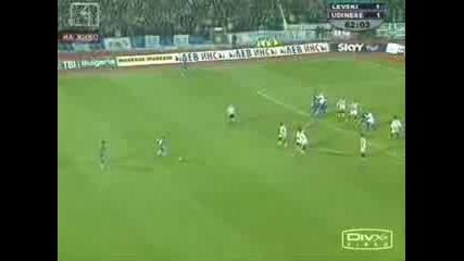 Левски София - Голове В Uefa