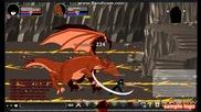 Aqw 34249 Crit with Darkblood Stormking Class