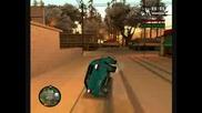GTA Snow Andreas - Малко лудорий с пернишки Golf 2