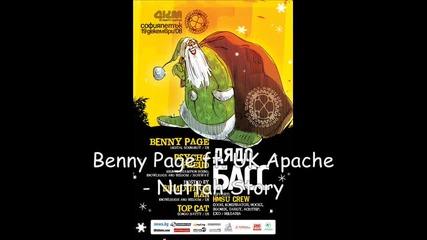 Benny Page ft. Uk Apache - Nuttah Story