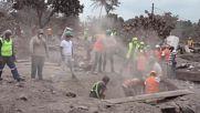 Guatemala: Rescue operations continue after Fuego volcano eruption