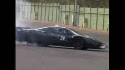 Ferrari Fxx Donuts