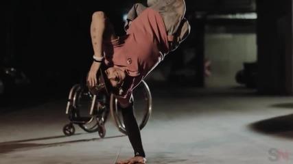 """Големият град: инвалидната количка не значи """"прикован"""""""