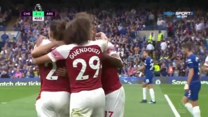 Челси - Арсенал 3:2 /репортаж/