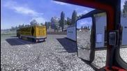 Euro Truck Simulator 2 #23 Ман Тандем 680 коня